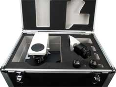 Carrying Case  SP200 Trinocular Microscope